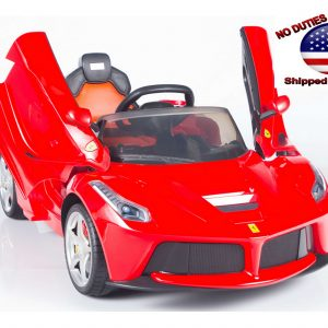 Seater Ride On Car With Parental Remote Control Canada