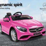 Kidsvip Mrcedes S63 Ride On Car 4