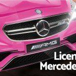 Kidsvip Mrcedes S63 Ride On Car 7