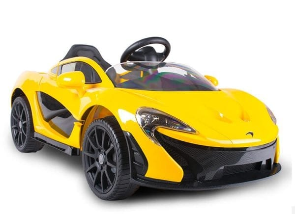 Mclaren P1 Yellow 10