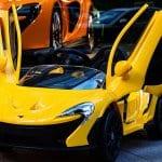 Mclaren P1 Yellow 15