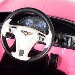 Bentley Continental Pink 10