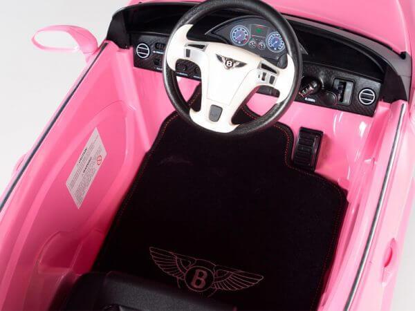 Bentley Continental Pink 11