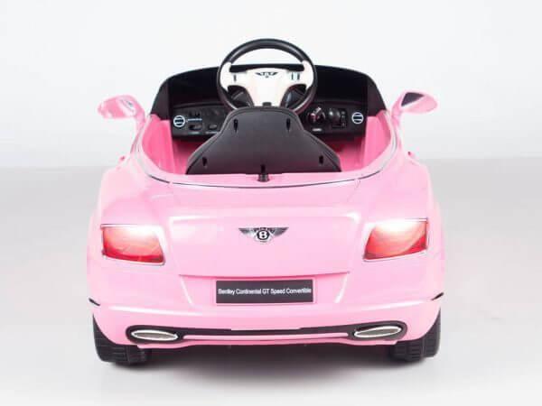 Bentley Continental Pink 14