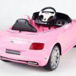 Bentley Continental Pink 16