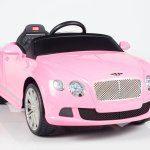 Bentley Continental Pink 19
