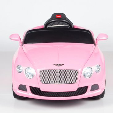 Bentley Continental Pink 2