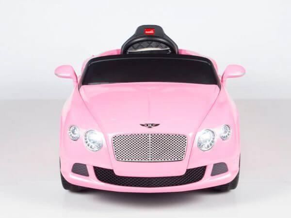Bentley Continental Pink 2