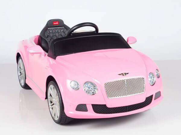 Bentley Continental Pink 21