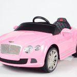 Bentley Continental Pink 3