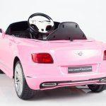 Bentley Continental Pink 8