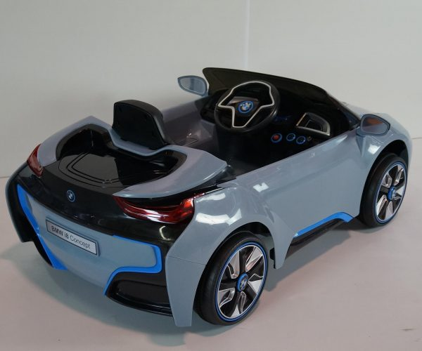 Bmw I8 Ride On Car Blue 9