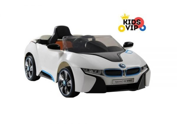 bmw electric car i8 OFFICIAL LICENSED BMW i8 12V ELECTRIC RIDE ON CAR