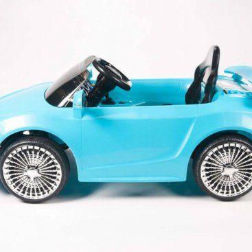 Kids Vip Audi R8 Style Blue 7