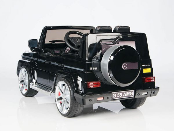 Kidsvip Mercedes G55 Ride On Car 5