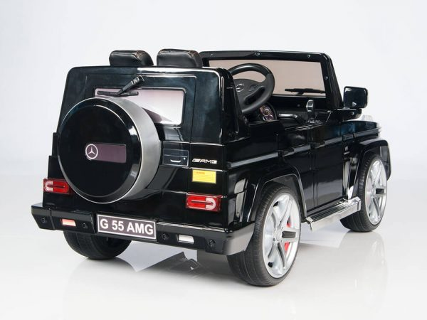 Kidsvip Mercedes G55 Ride On Car 8