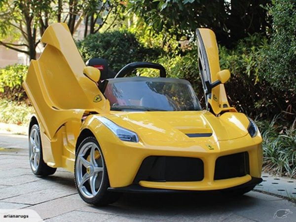 Laferrari Yellow 3