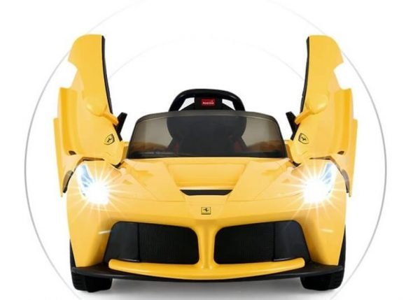 Laferrari Yellow 5 1