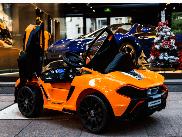 Mclaren Orange 1