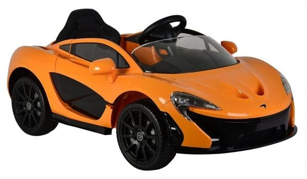 Mclaren Orange 11