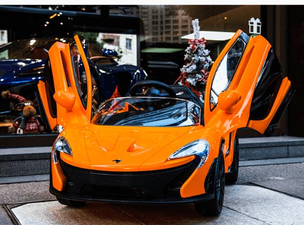 Mclaren Orange 6