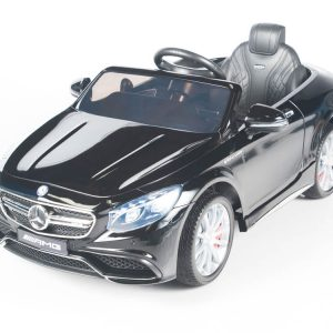 Mercdes S63 Black 1