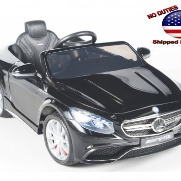 Mercdes S63 Black 5 2