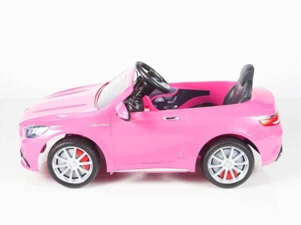Mercdes S63 Pink 1