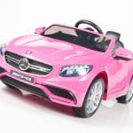 Mercdes S63 Pink 3