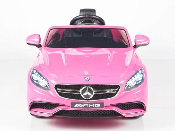 Mercdes S63 Pink 4