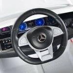 Mercedes S63 White 11