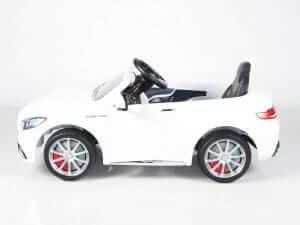 Mercedes S63 White 16
