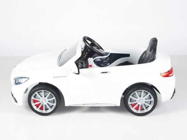 Mercedes S63 White 17