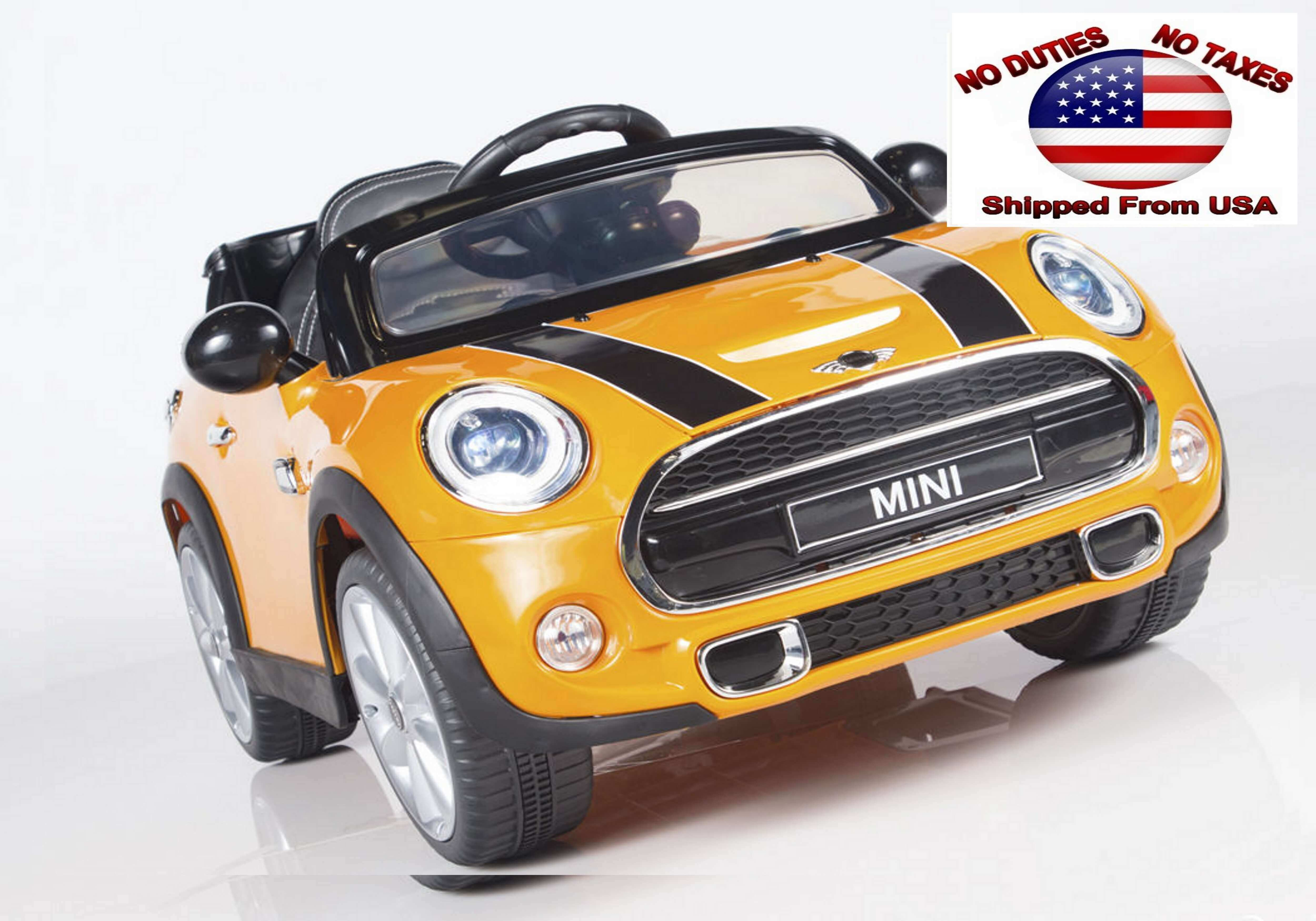 Minicooper Ride On Car Kidsvip 10 3