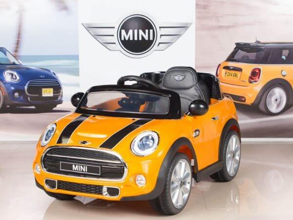 Minicooper Ride On Car Kidsvip 2