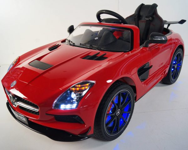 Mercedes Sls Led Kids Vip 180