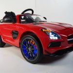 Mercedes Sls Led Kids Vip 187