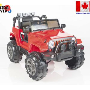 Red Jeep 1