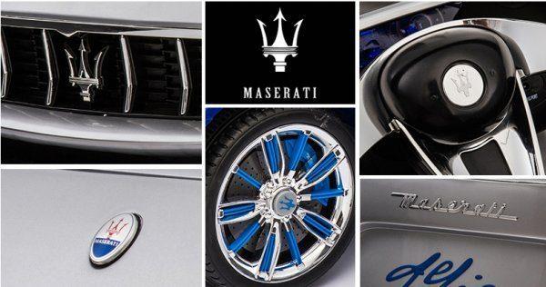 Maserati Sx Blue 10