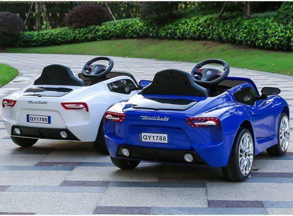 Maserati Sx Blue 11