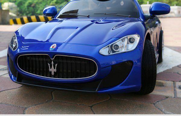 Maserati Sx Blue 23