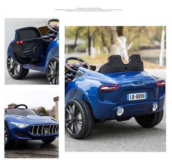 Maserati Sx Blue 25
