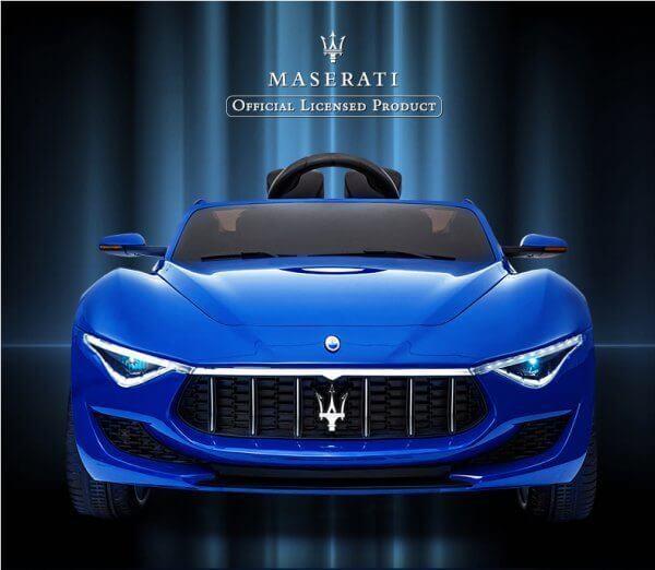 Maserati Sx Blue 35