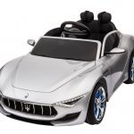 Maserati Sx Kidsvip Silver 12