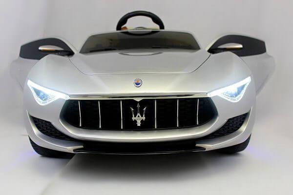 Maserati Sx Kidsvip Silver 14