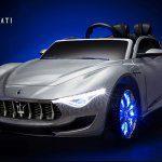 Maserati Sx Kidsvip Silver 15