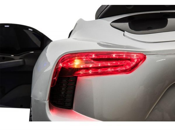 Maserati Sx Kidsvip Silver 8