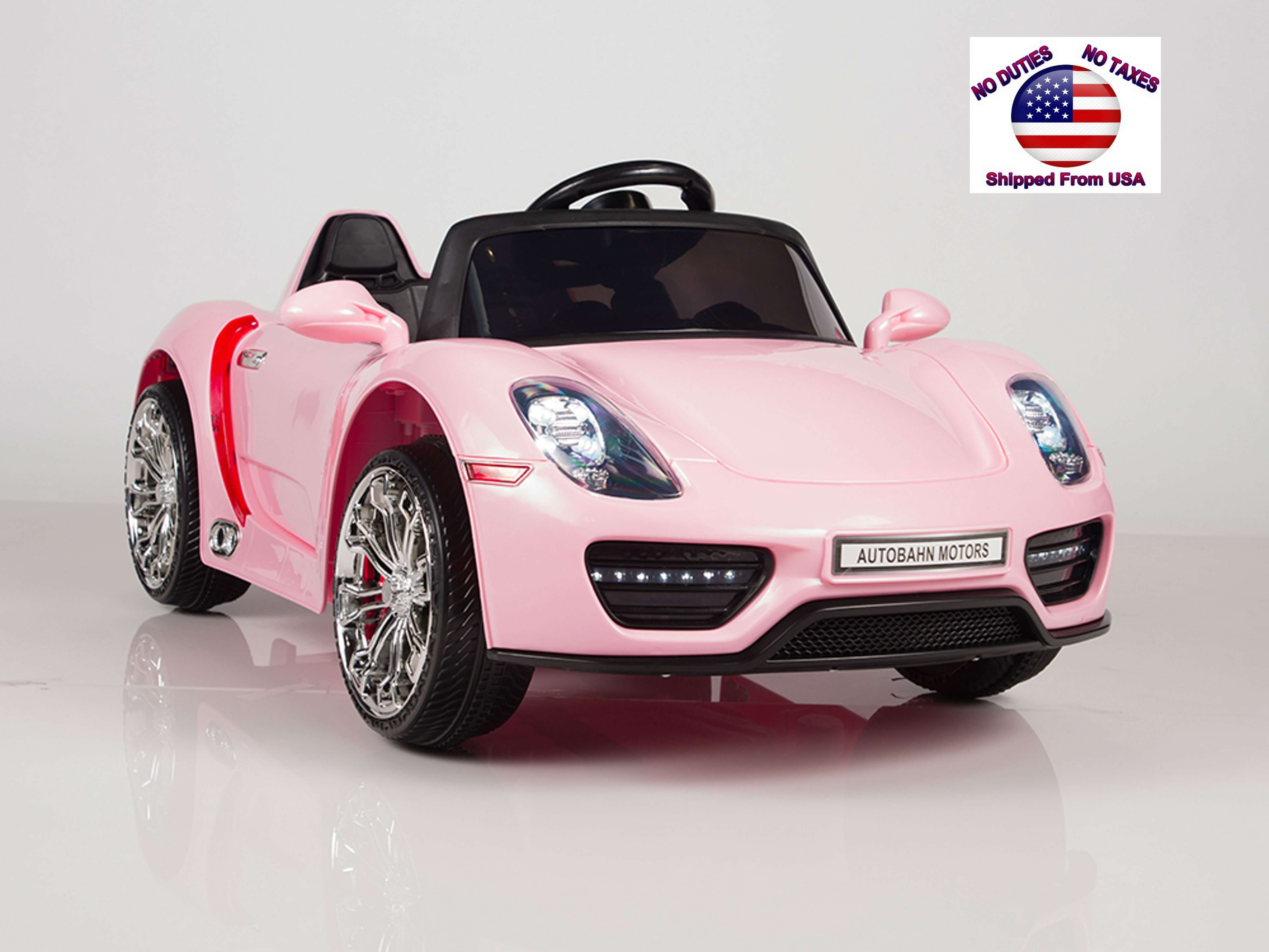 Porsh Pink