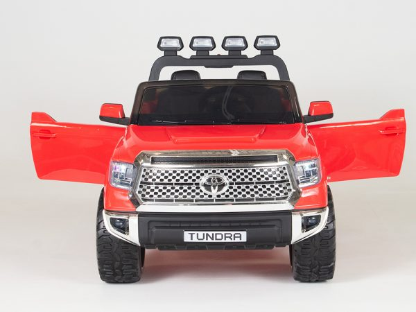 KIDSVIP TOYOTA TUNDRA 24V KIDS RIDE ON CAR RED 1