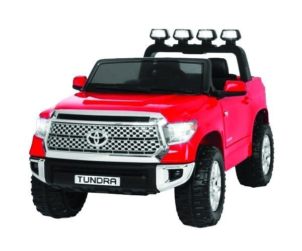 KIDSVIP TOYOTA TUNDRA 24V KIDS RIDE ON CAR RED 18